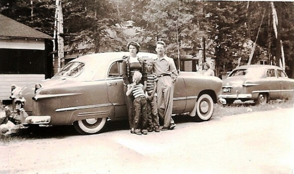 The50s-family-car