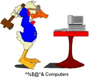 damn computer
